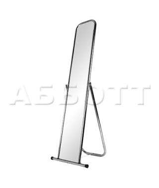 5MS-01 зеркало примерочное напольное 500*1550*500 хром