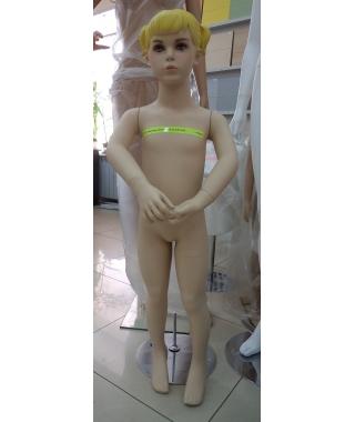 KD-7 Манекен детский 110, 57,5-51,5-61