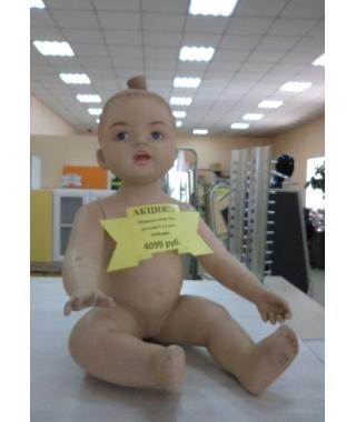 Манекен DYM-741, детский сидячий, 6-12 мес.