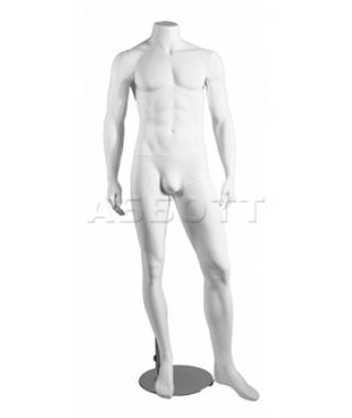 YM-1 Манекен мужской безголовый
