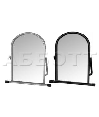 5МSO-02 Зеркало примерочное напольное для обуви